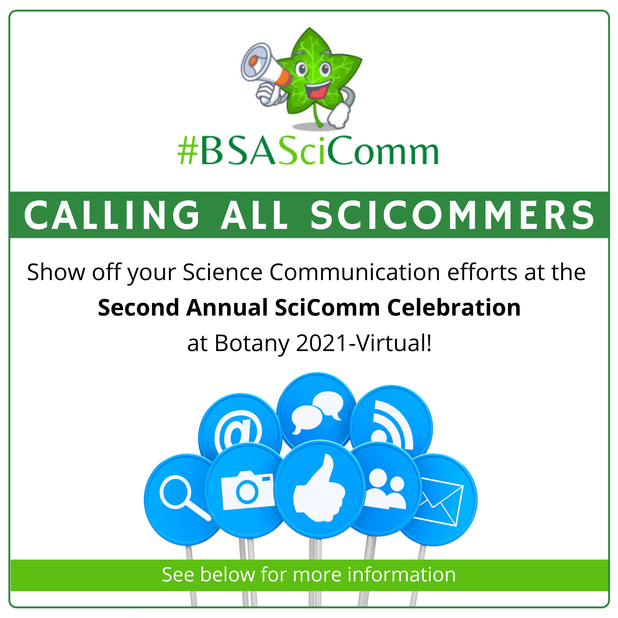 SciComm Celebration 2021