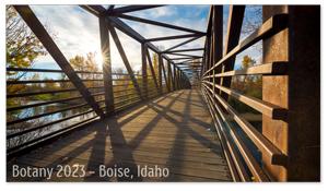 Boise, Idaho Zoom Background 5