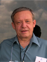 Dr. Dennis Stevenson, BSA Merit Award 2009