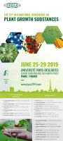 Picture 0 for Save The Date! The 23rd International Conference on Plant Growth Substances